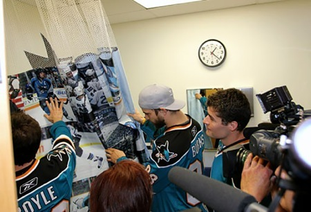 San Jose Sharks Foundation, El Camino Clinic - San Jose, CA