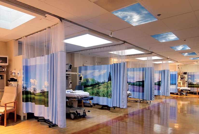 Hospital Curtains | Sereneview