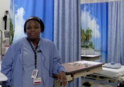 Chanel Thomas, Nurse Manager, Mercy General Hospital - Sacramento, CA