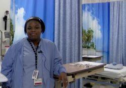Chanel Thomas, Nurse Manager, Mercy General Hospital - Sacramento, CA