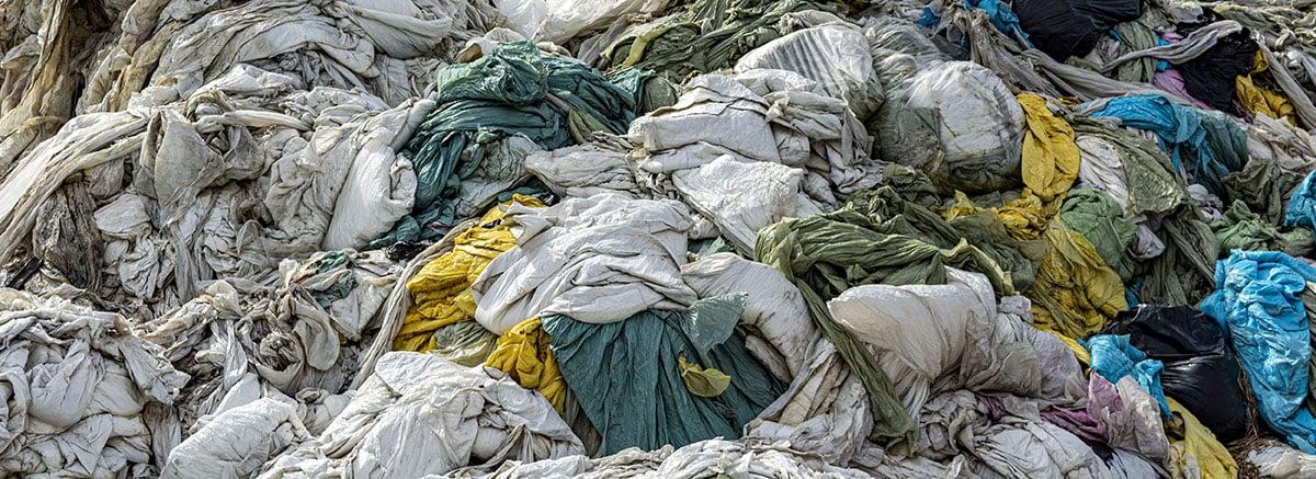 Eliminate biohazardous waste in the landfill